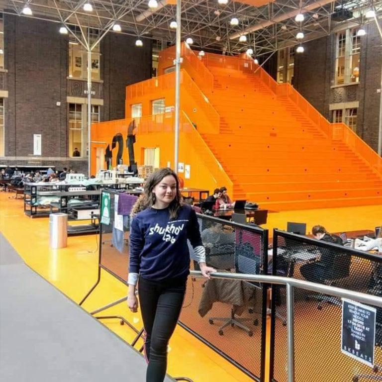 анна будникова медиа интервью делегация делфт университет архитектура