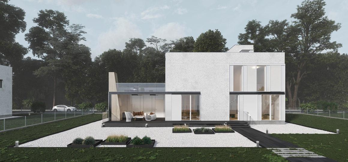 дом 4 фасад перспектива