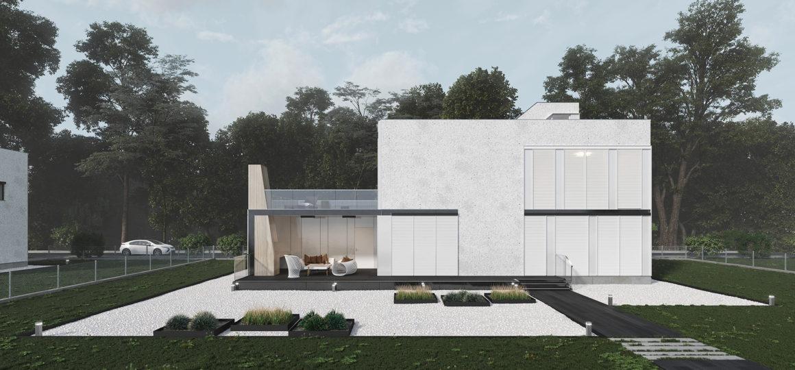 дом 4 фасад перспектива 2