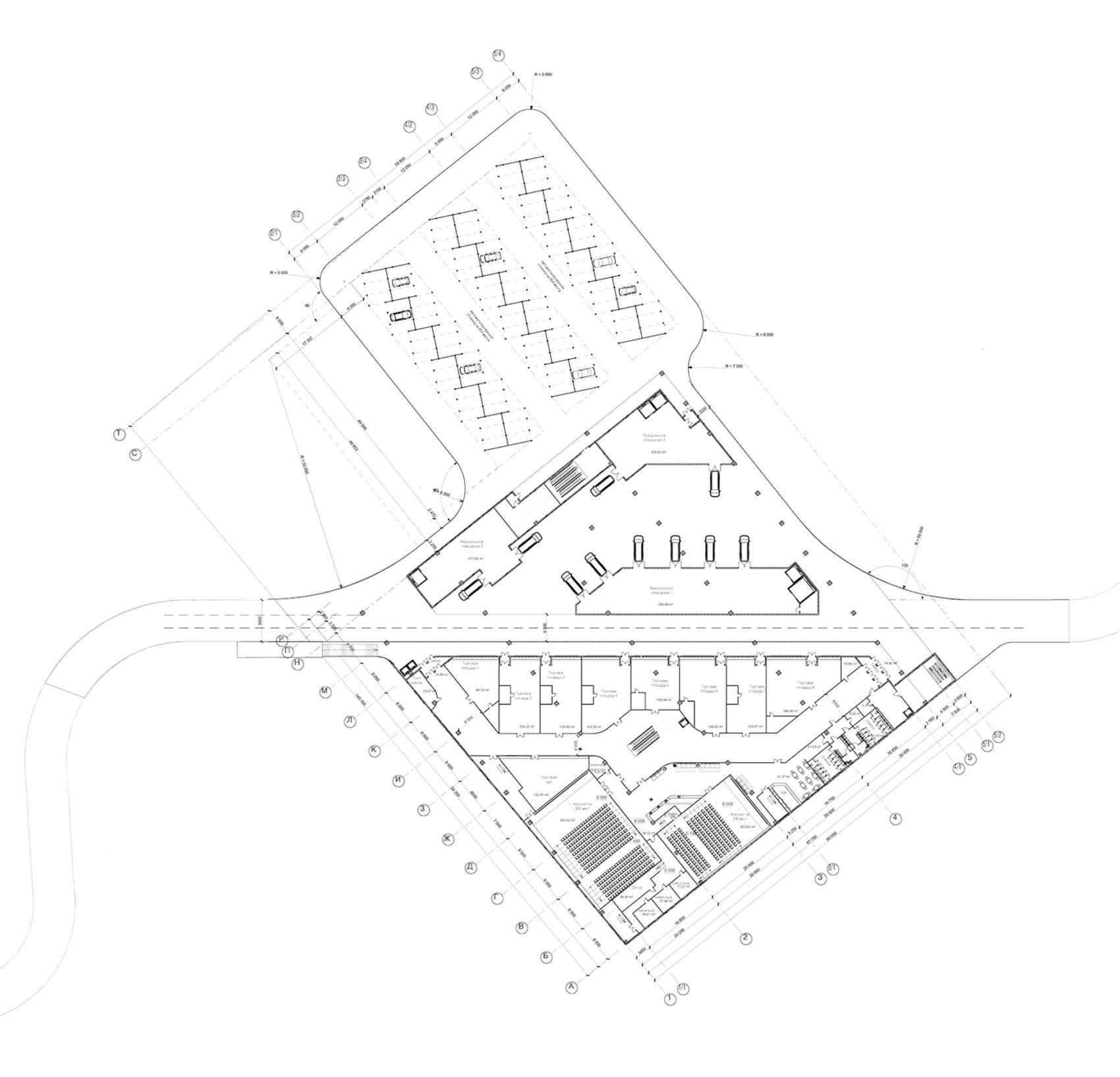 План 4 этажа1