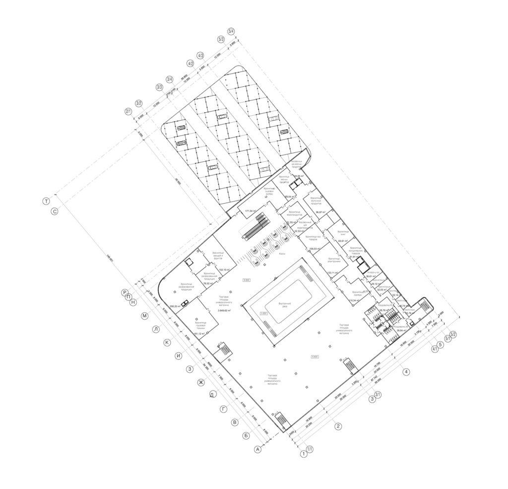 План 4 этажа2